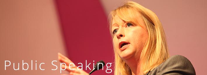 Dr Gemma Calvert Public Speaking