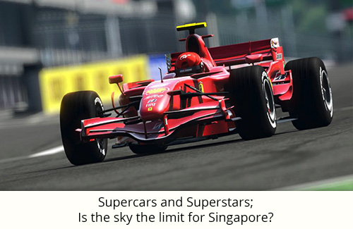 Why our brains are drawn to F1 races