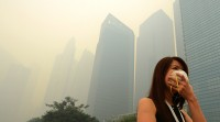 How does the haze impact our brains?